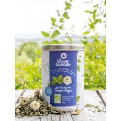 Organic herbal tea to sleep