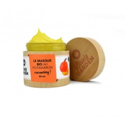 fruits and vegetables face mask