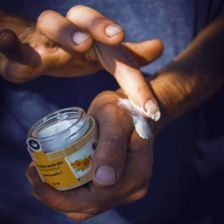 natural organic hand cream