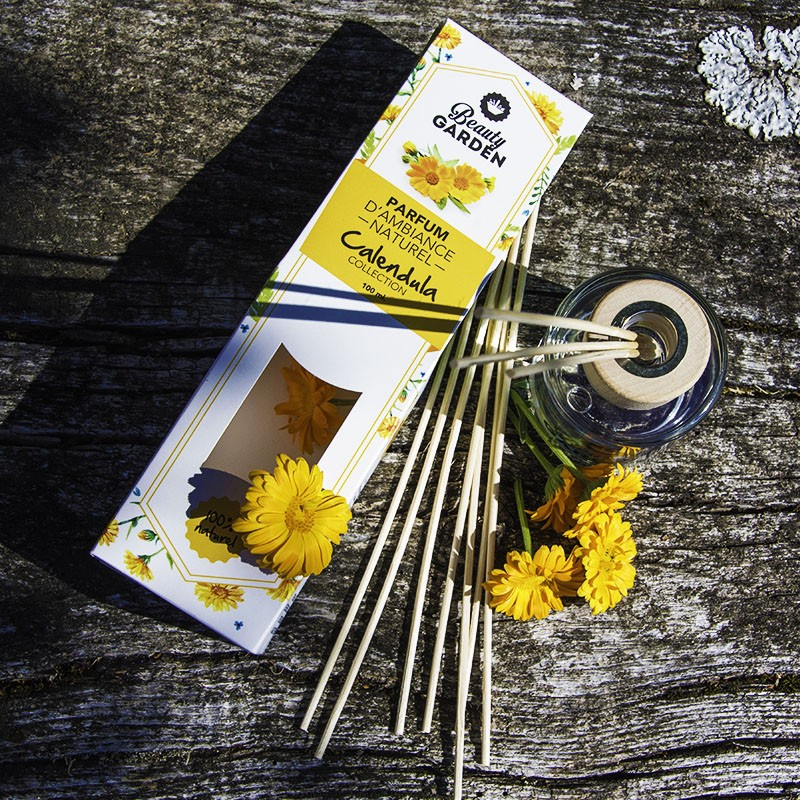 Natural scent perfume (reed diffuser)
