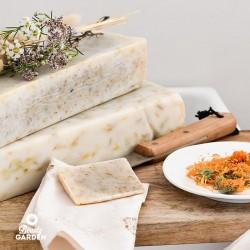 Natural calendula bloc soap