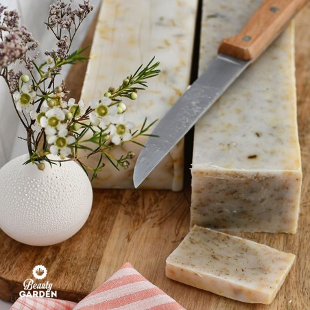 organic soap block