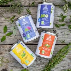 herbal teas to get through the winter