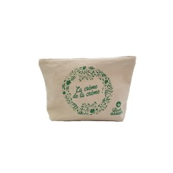 Trousse coton bio !