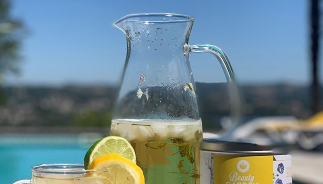 Mint iced tea recipe, quick and homemade !